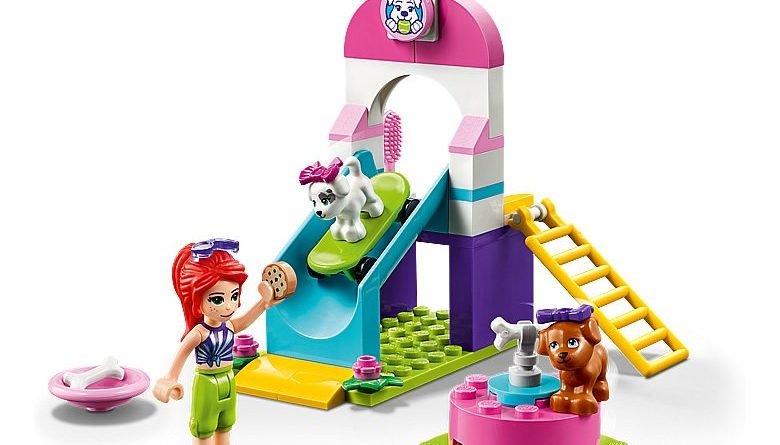 LEGO Friends 41396 Puppy Playground 5 780x445