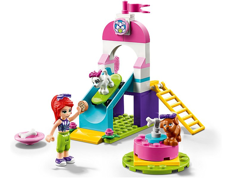 LEGO Friends 41396 Puppy Playground 5