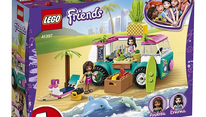 LEGO Friends 41397 Mobile Juice Truck 1 780x445