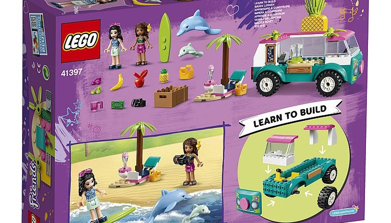 LEGO Friends 41397 Mobile Juice Truck 2 780x445