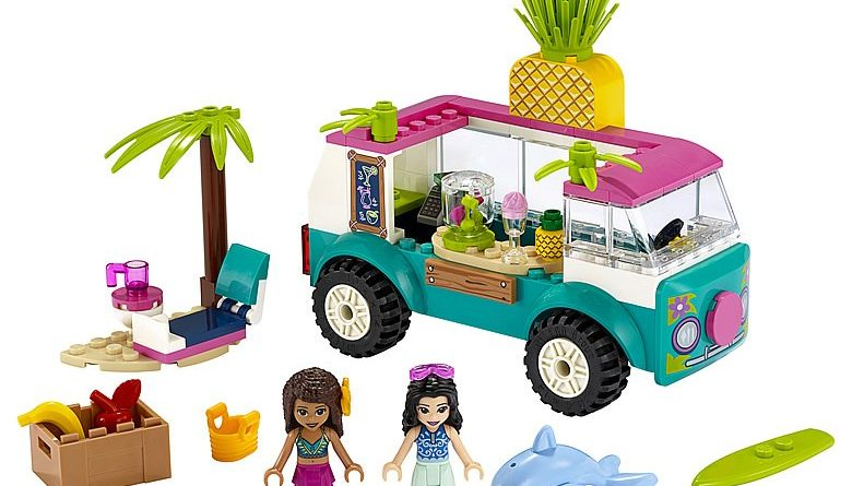 LEGO Friends 41397 Mobile Juice Truck 3 780x445