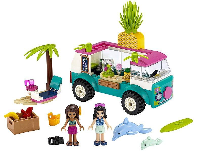 LEGO Friends 41397 Mobile Juice Truck 3