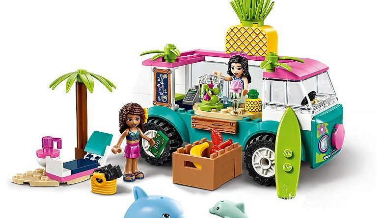 LEGO Friends 41397 Mobile Juice Truck 4 780x445