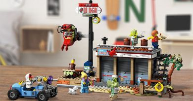 Shrimp Shack Attack 70422 - LEGO Hidden Side