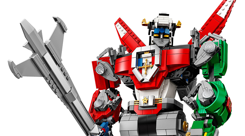 LEGO Ideas 21311 Voltron Featured 800 445