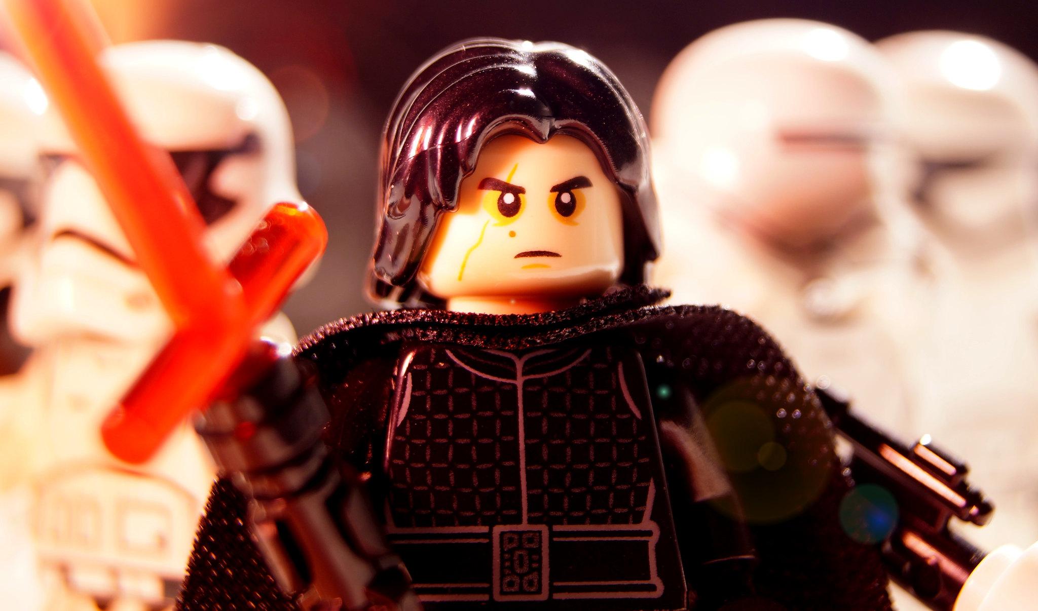 LEGO Kylo