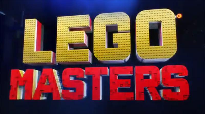 LEGO MASTERS USA