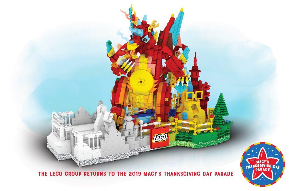 LEGO Macys Parade 1024x663