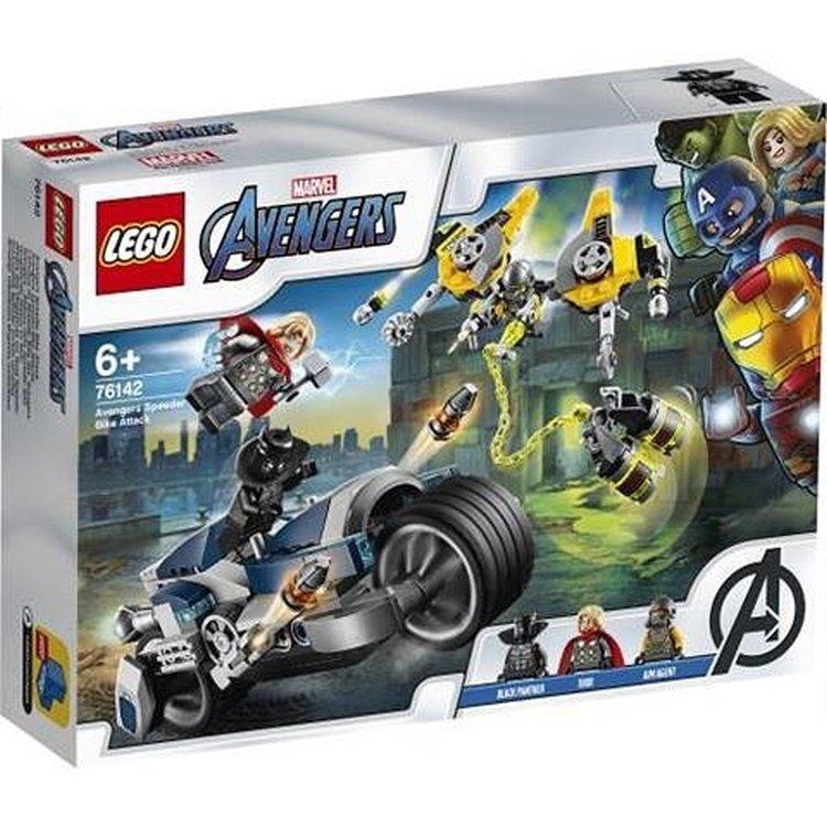 LEGO-Marvel-Avengers-76142-Avenegrs-Speeder-Bike-Attack-1