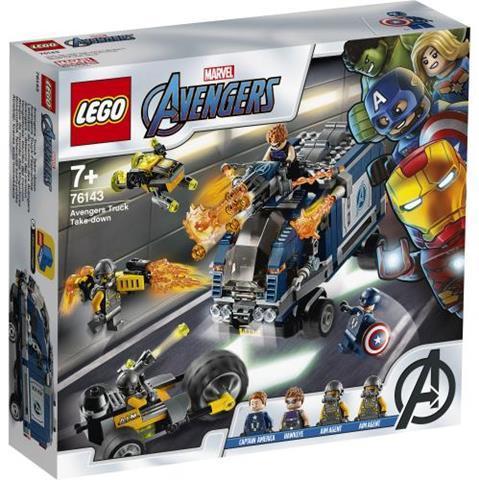 LEGO-Marvel-Avengers-76143-Avengers-Truck-Take-Down-1
