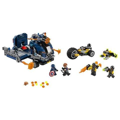 LEGO-Marvel-Avengers-76143-Avengers-Truck-Take-Down-2