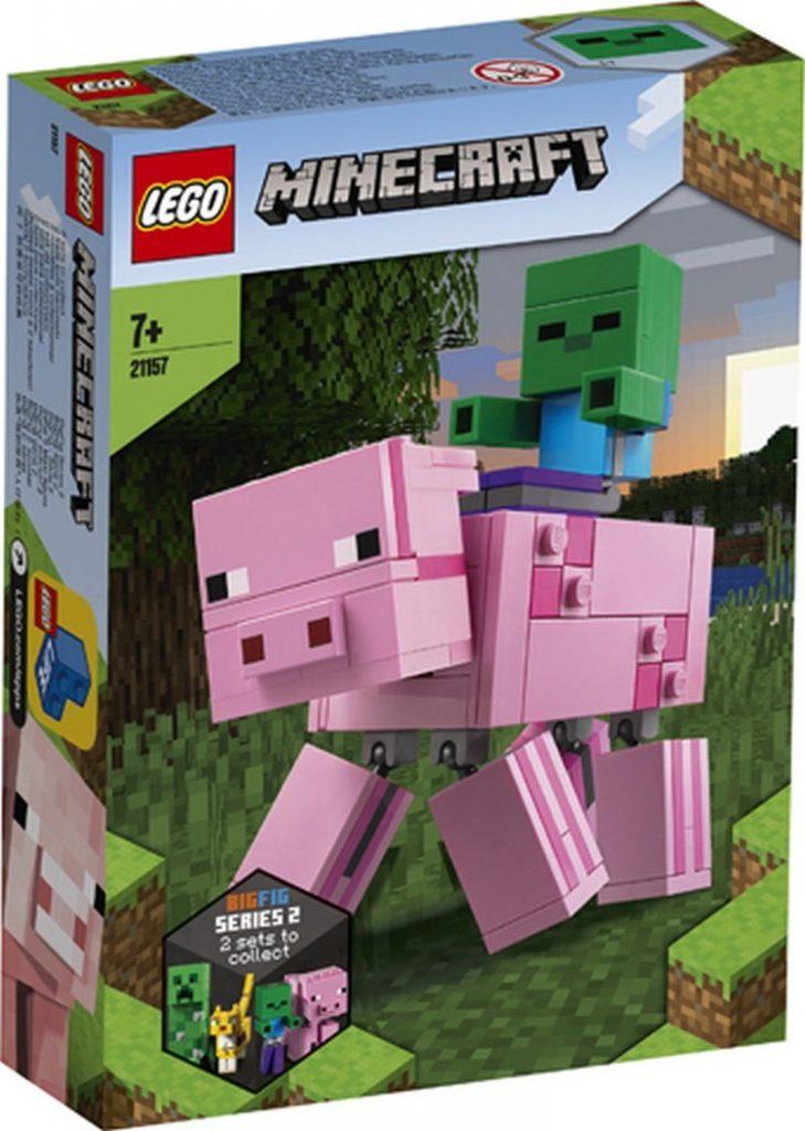 LEGO-Minecraft-21157-Pig-with-Zombie-Bigfig-1