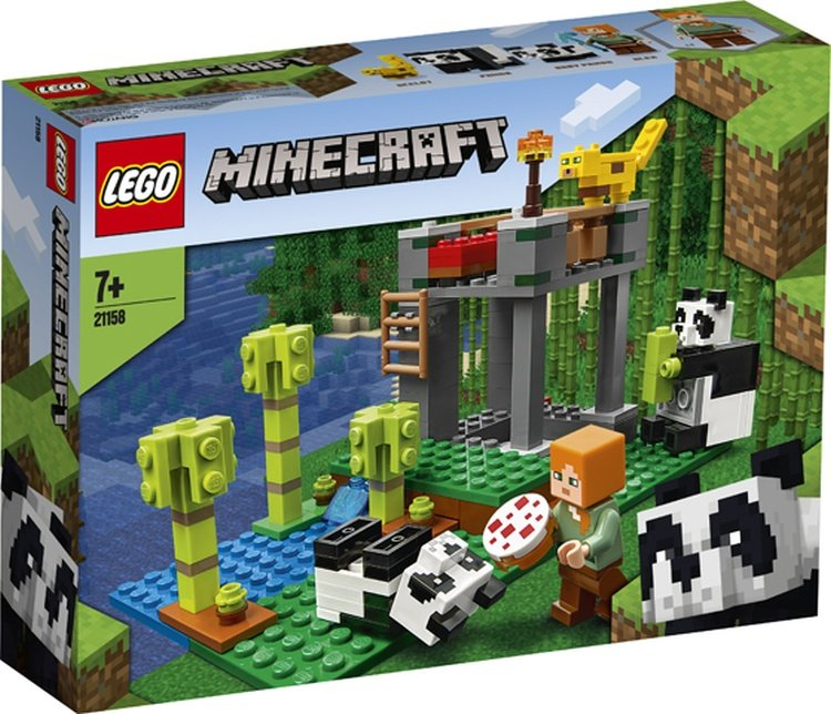LEGO-Minecraft-21158-The-Panda-Kindergarten-1