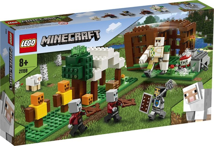 LEGO-Minecraft-21159-The-Raider-Outpost-2