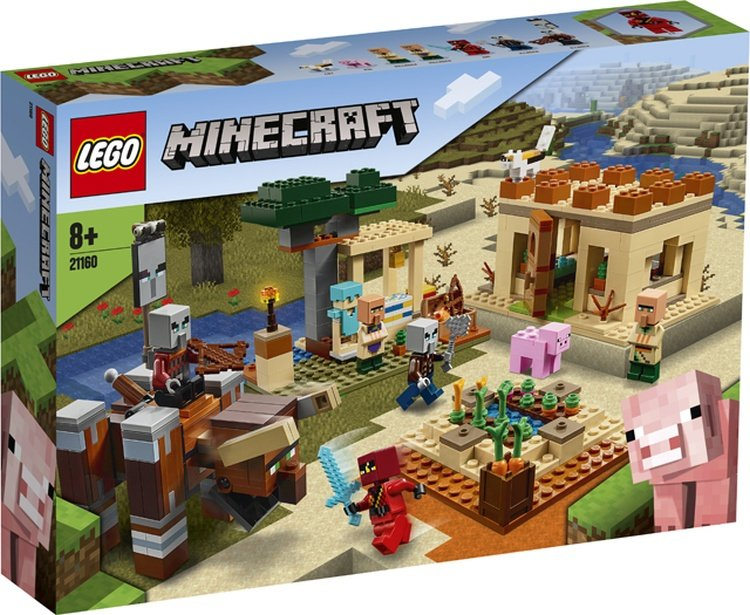 LEGO-Minecraft-21160-The-Villager-Raid-2