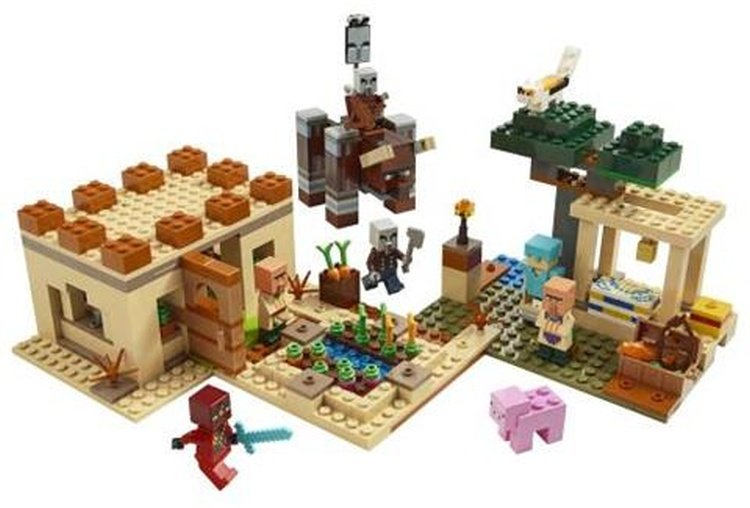 LEGO-Minecraft-21160-The-Villager-Raid-2
