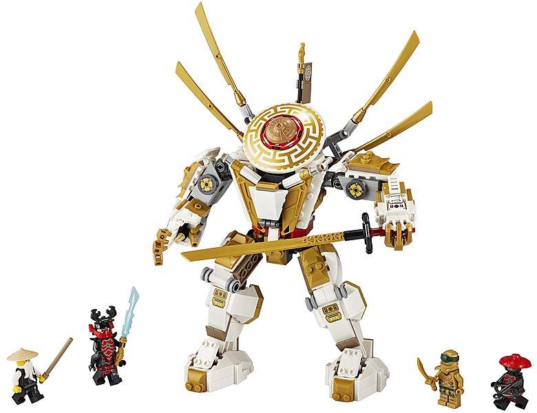 LEGO-NINJAGO-71702-Golden-Mech-3