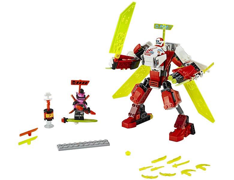 LEGO-NINJAGO-71707-Kais-Mech-Jet-3