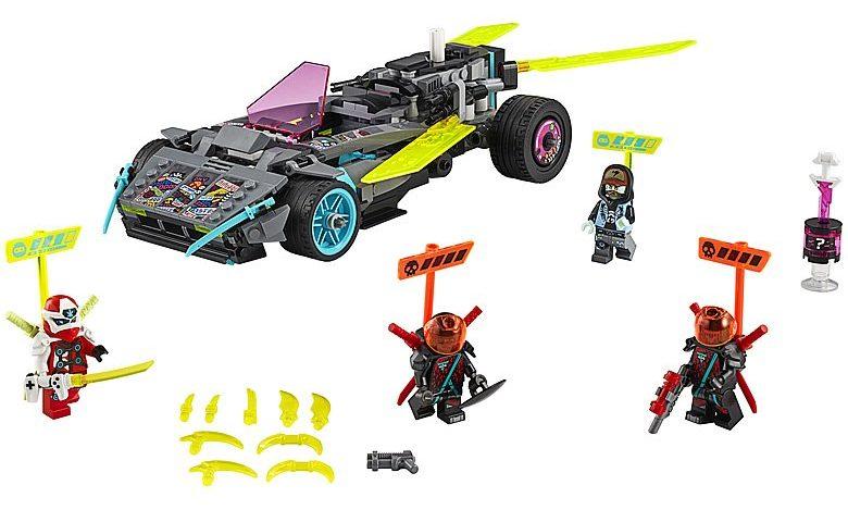 LEGO-NINJAGO-71710-Ninja-Tuner-Car