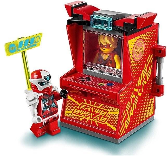 LEGO-NINJAGO-71714-Kai-Avatar-Arcade-Pod-4