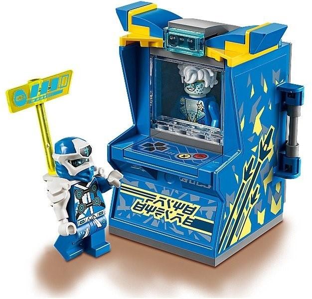 LEGO-NINJAGO-71715-Jay-Avatar-Arcade-Pod-4