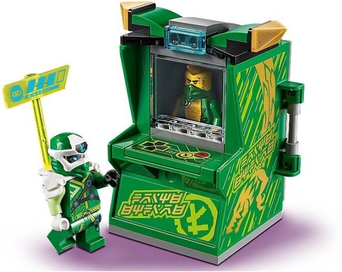 LEGO-NINJAGO-71716-Lloyd-Avatar-Arcade-Pod-4