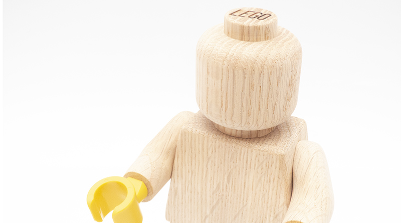 LEGO Originals 853967 Wooden Minifigure Featured 800 445