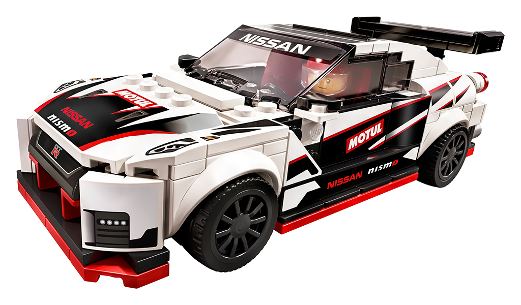 LEGO Speed Champions 76896 Nissan GT R NISMO 3