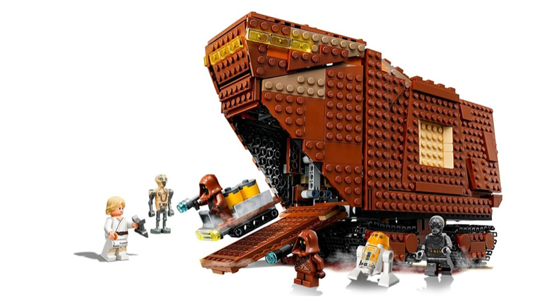 LEGO Star Wars 75220 Sandcrawler Featured 800 445
