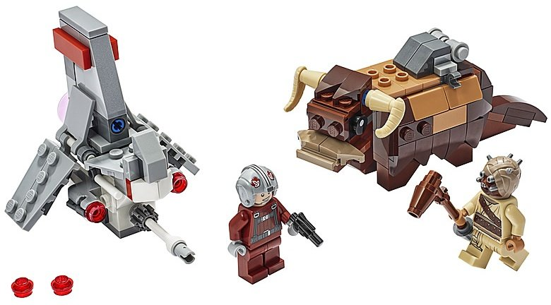 LEGO Star Wars 75265 T 16 Skyhopper Bantha 3