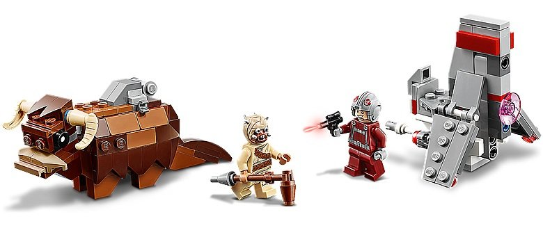 LEGO Star Wars 75265 T 16 Skyhopper Bantha 4