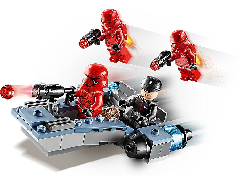 LEGO Star Wars 75266 First Order Trooper Battle Pack 3