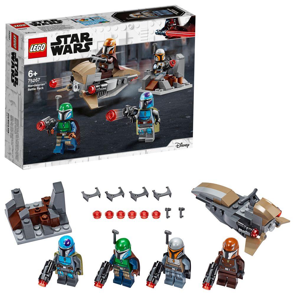 LEGO Star Wars 75267 Mandalorian Battle Pack 1