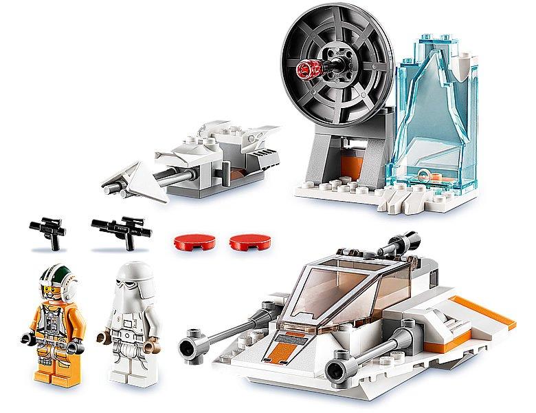 LEGO Star Wars 75268 Snowspeeder 3