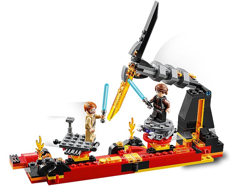 LEGO Star Wars 75269 Duel on Mustafar 4