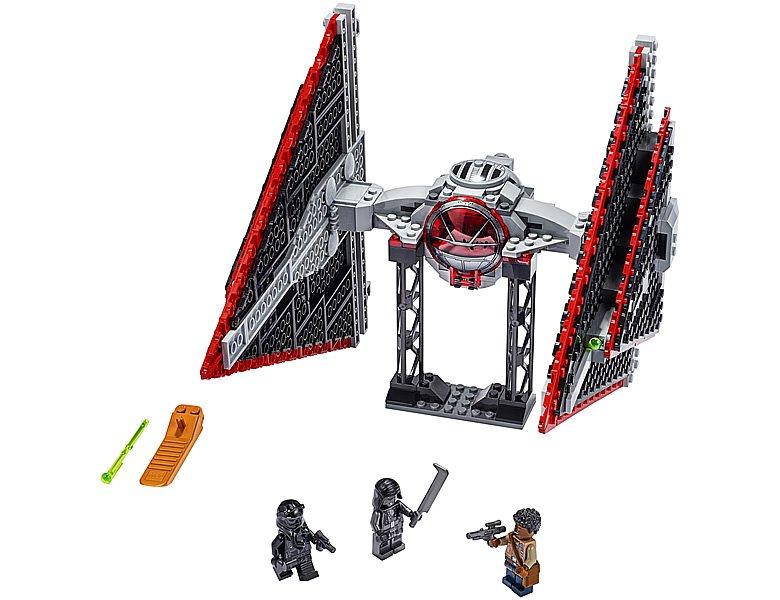 LEGO Star Wars 75272 Sith TIE Fighter 3