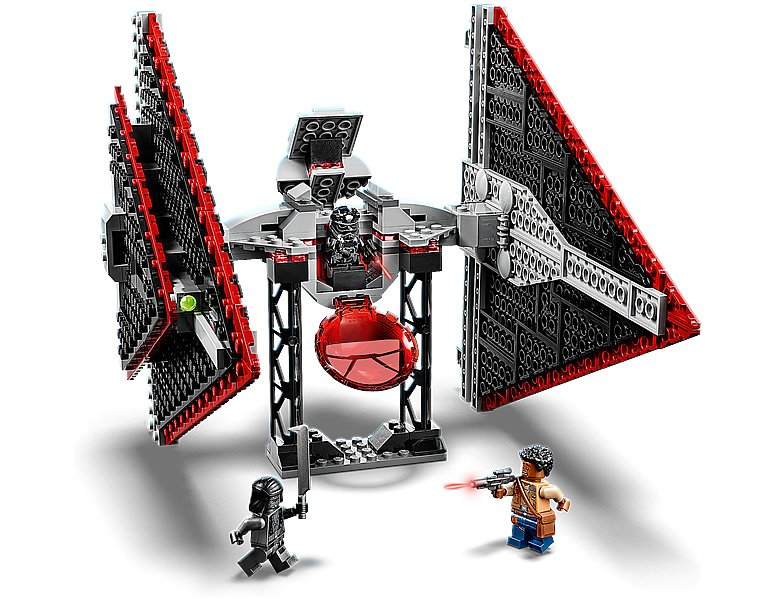 LEGO Star Wars 75272 Sith TIE Fighter 5