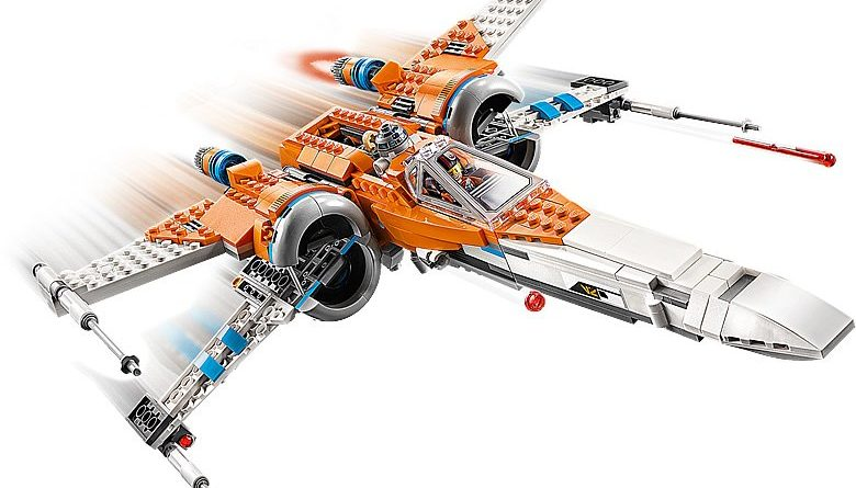 LEGO Star Wars 75273 Poe Dameron X Wing Fighter 4 780x445