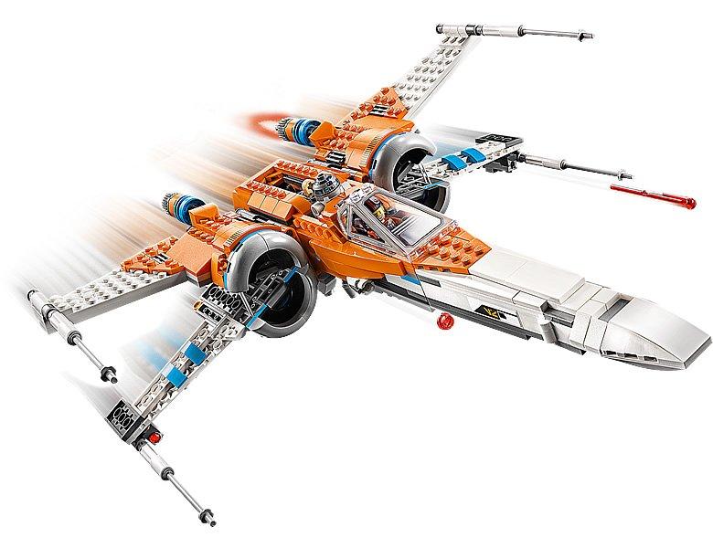 LEGO Star Wars 75273 Poe Dameron X Wing Fighter 4