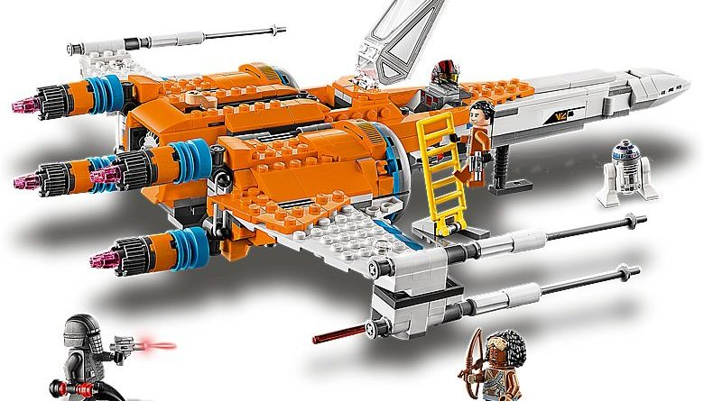 LEGO Star Wars 75273 Poe Dameron X Wing Fighter 5 780x445