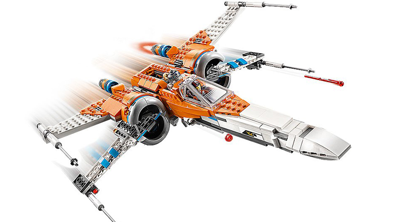 LEGO Star Wars 75273 Poe Dameron X Wing Fighter Featured 800 445