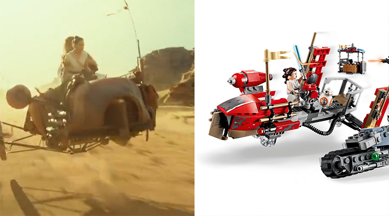 LEGO-Star-Wars-Pasaana-chase-comparison
