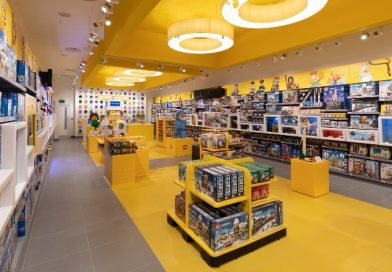 LEGO Store Birmingham Bullring and Grand Central opening date confirmed