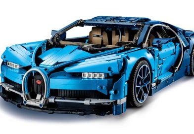 Amazon discounts LEGO Technic 42083 Bugatti Chiron
