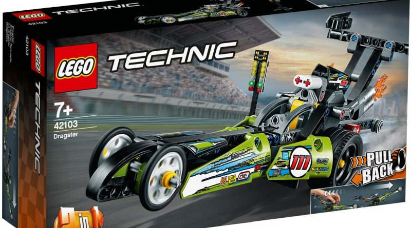 LEGO Technic 42103 Dragster 1 800x445