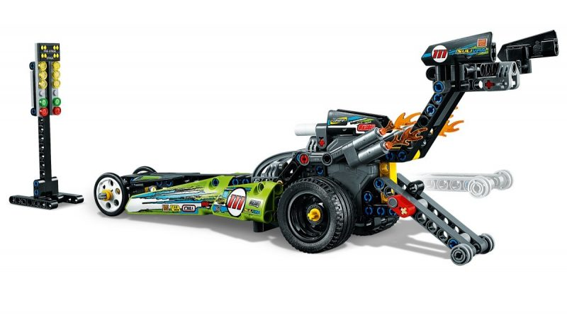 LEGO Technic 42103 Dragster 5 800x445