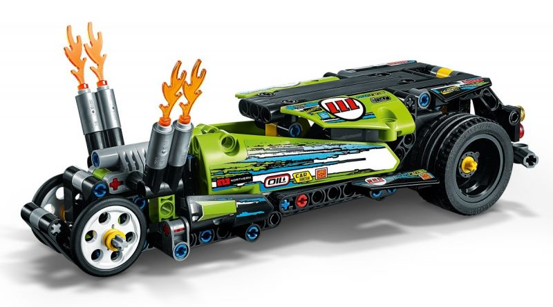 LEGO Technic 42103 Dragster 6 800x445