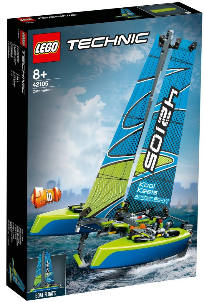 LEGO Technic 42105 Catamaran 1 693x1024