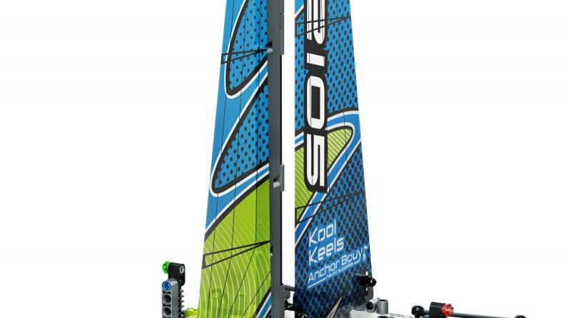 LEGO Technic 42105 Catamaran 3 800x445