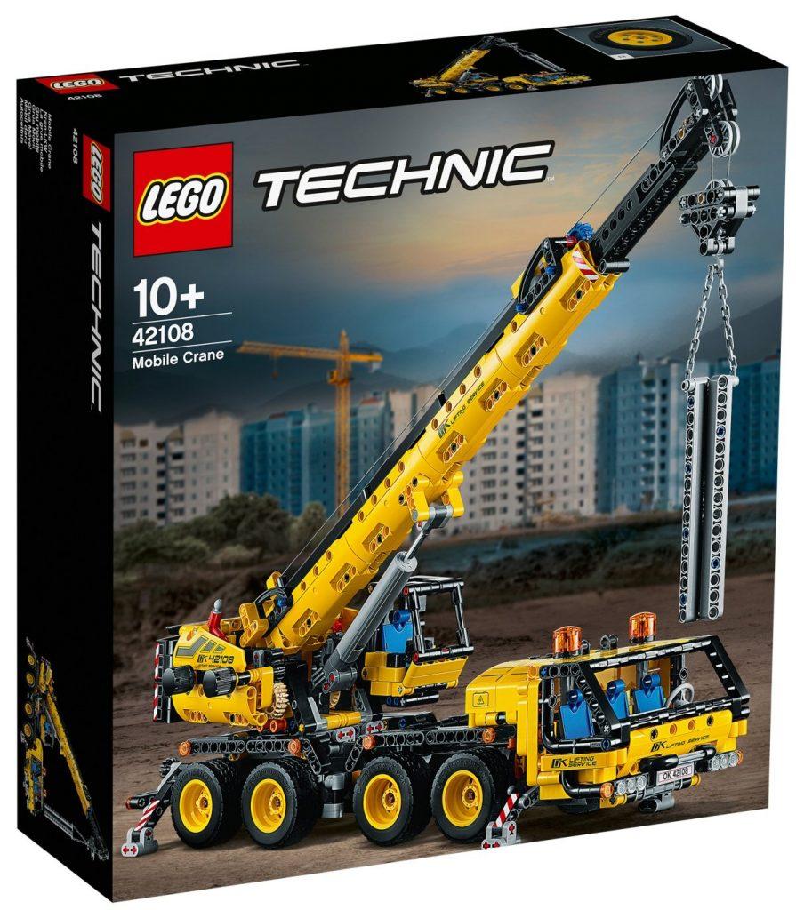 LEGO Technic 42108 Mobile Crane 1 895x1024